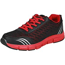 Action Shoes Action Sports Men Sports Shoes Bmb-702-Black-Red