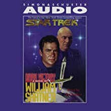 Star Trek: Dark Victory (Adapted)  by William Shatner Narrated by William Shatner