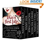 Love's First Bite Boxed Set (6 vampir...