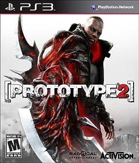 PS3 アジア版 PROTOTYPE 2 Radnet Edition プロトタイプ2