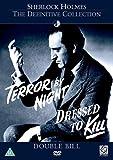 Sherlock Holmes - Terror By Night / Dressed To Kill (DVD)