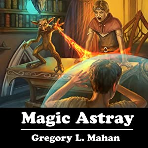 Magic Astray Audiobook
