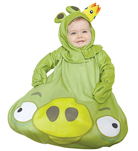 baby & toddler costumes - Angry Birds King Pig Baby Costume 0-9 Months