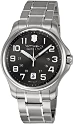 Victorinox Swiss Army Men's 241361 Officers Gent Watch