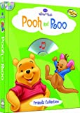 img - for Disney Winnie the Pooh Pooh & Roo (with audio CD) (Friends Collection) book / textbook / text book