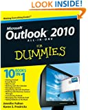 Outlook 2010 All-in-One For Dummies