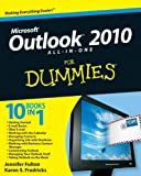 Outlook 2010 All-in-One For Dummies (0470487739) by Fulton, Jennifer