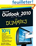 Outlook 2010 All-in-One For Dummies�