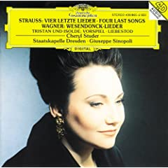 "Richard Wagner: Wesendonk Lieder - Five Poems for Female Voice - 1. Der Engel ""In der Kindheit fr�hen Tagen"""