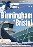 Xtreme Airports Vol 4: Birmingham and Bristol (PC CD)
