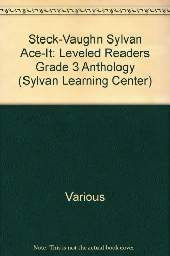 steck-vaughn-sylvan-ace-it-leveled-readers-grade-3-anthology-sylvan-learning-center