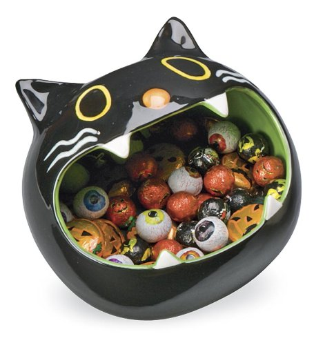 Halloween Candy Bowls