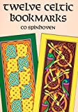 img - for Twelve Celtic Bookmarks by Co Spinhoven (April 5 1994) book / textbook / text book