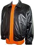 Paccilo 4 saison porter hommes 1023 grandioses et grandioses taille Blouson cuir gilete
