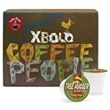 Coffee People Tree Hugger Fair Trade & Organic, 24-Count K-Cups for Keurig Brewers (Pack of 2)