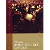 Canadian Human Resource Management, Eighth Editionby Hermann Schwind