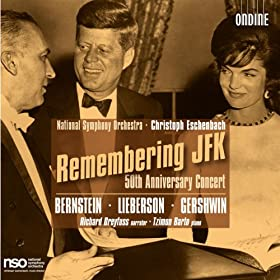 Remembering JFK - 50th Anniversary Conce