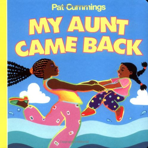My Aunt Came Back (Harper Growing Tree) front-878984