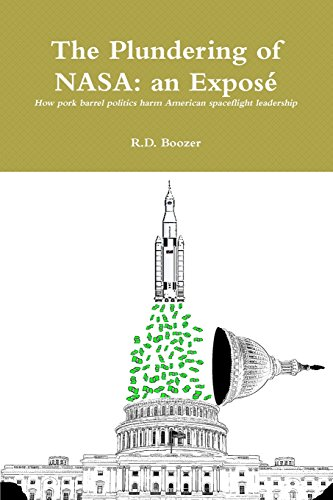 Book: The Plundering of NASA - an Exposé by R.D. Boozer