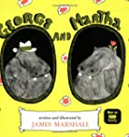 George and Martha Book & CD