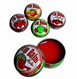 Fruity Lip Balm, Gloss - Lemon - In a Handy Tin - Girl, Girls, Child, Kids Most, Top, Best Popular Toys, Games For Stocking Fillers - Suitable Age 3+