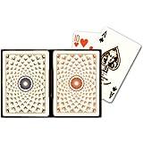 KEM Pantheon Poker Size Standard Index Playing Cards