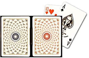 KEM Pantheon Poker Size Standard Index Playing Cards