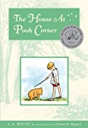 The House At Pooh Corner Deluxe Edition (Winnie-the-Pooh) by A. A. Milne cover image