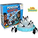 Penguin Pile-Up Balancing Educational Game Is For 1 To 6 Players, Great Family Fun Game And Makes A Good Gift.