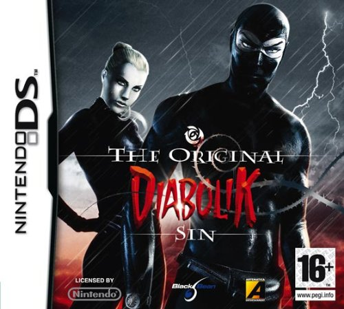 Diabolik: The Original Sin (Nintendo DS)
