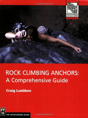 Rock Climbing Anchors: A Comprehensive Guide