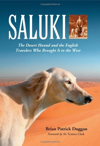 Saluki: The Desert Hound And The English Travelers Who Brought It To The West front-472587