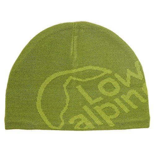 lowe-alpine-logo-beanie-green-one-size