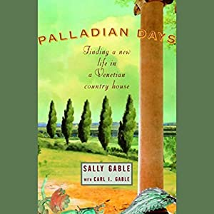 Palladian Days Audiobook