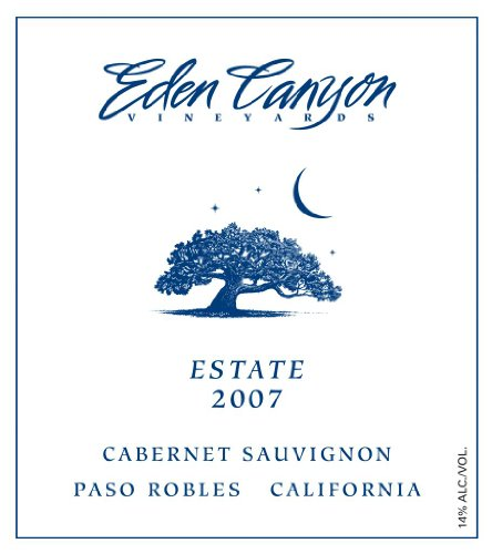 2007 Eden Canyon Vineyards Estate Cabernet Sauvignon 750 Ml