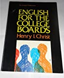 img - for English for the College Boards 1995 book / textbook / text book