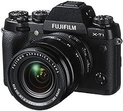 """Fujifilm X-T1 - Cámara EVIL de 16 (pantalla 3"""", grabación de vídeo, WiFi), color negro - kit con objetivo 18-55mm f/2.8-4"""