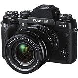 Fujifilm Kit X-T1 + XF18-55mm Appareil numérique Pro à Objectif Interchangeable 16,3 Mp X-Trans II (APS-C), EVF (2,36Mp, 0,77x) Noir