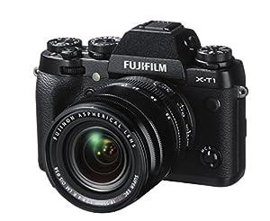 Fujifilm X-T1 18-55mm Appareil photo numérique Reflex 16 Mpix Kit Objectif XF 18-55mm Noir