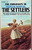 The settlers (The emigrants) (0445042907) by Moberg, Vilhelm