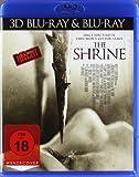 The Shrine - Uncut [3D Blu-ray]