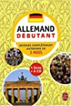 L'allemand : Dbutant (4CD audio)