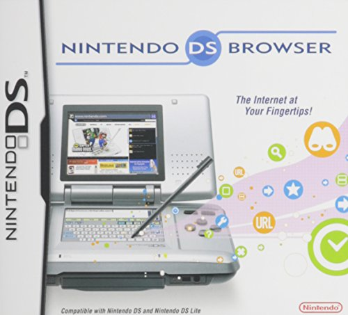 Nintendo DS Browser - 1