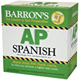 Barron's AP Spanish Flash Cards