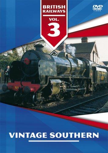 British Railways Volume 3 - Vintage Southern [DVD]