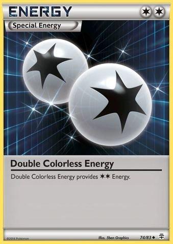 Pokemon - Double Colorless Energy (74/83) - Generations (Pokemon Double Colorless Energy compare prices)