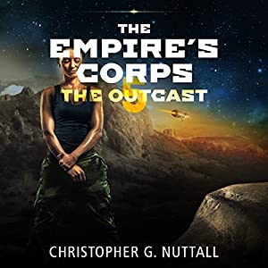 The Outcast (The Empire's Corps #5) - Christopher G. Nuttall