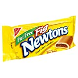 Nabisco (Single Serve) Fat Free Fig Newton (Pack of 12)