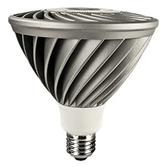 24 Watt - LED - PAR38 - 3000K Warm White - Flood - 2400 Candlepower - 120 Watt Equal - Dimmable - Lighting Science DFN38WWV2FL120