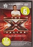 Karaoke - the X Factor - Vol. 6 [DVD]